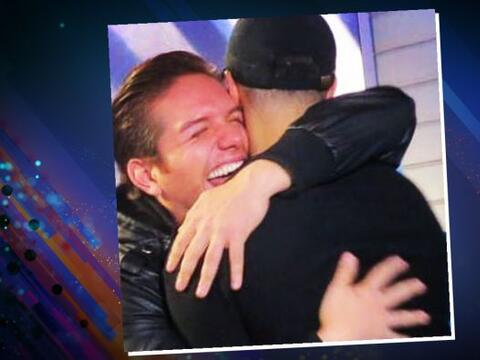 Con un gran abrazo, Jencarlos y El Dasa se despidieron de este gran proy...