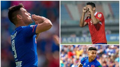 Felipe Mora, el crack de Cruz Azul que es carta de renovación en la selección de Chile