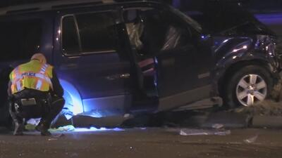 Varios heridos deja un grave accidente vehicular en Dallas, según autoridades