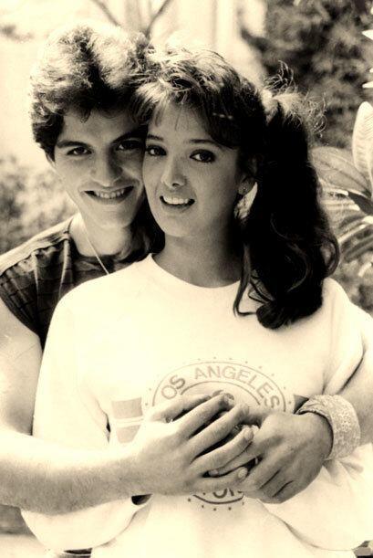 """En 1987 Adela Noriega se convirtió en """"Quinceañera""""(aunque ya le sobraba..."""