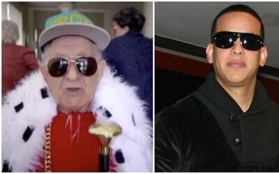 Daddy Yankee y Daddy Melquiades