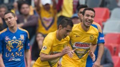 América 3-0 Tigres: Las Águilas vuelan y golean en el inicio del Clausur...