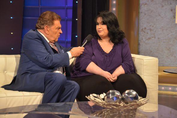 Pero Mayra se propuso bajar aún más de peso, hasta llegar...