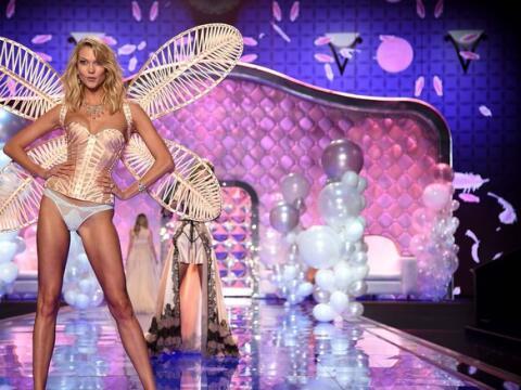 Los 14 looks más memorables de Victoria's Secret
