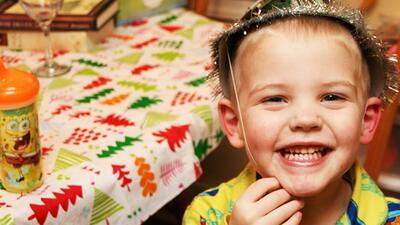 help your children understand New Years resolutions