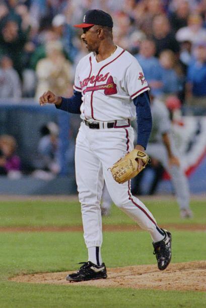 El 11 de septiembre de 1991, el dominicano Alejandro Peña tiró la novena...