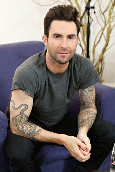 Levine le quitó la corona del hombre más sexy al actor Cha...