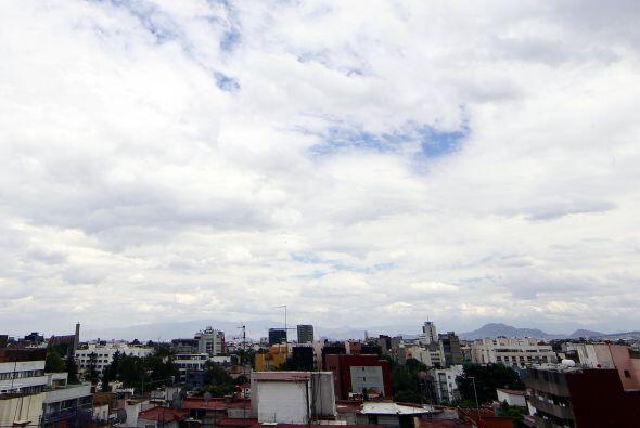 El mal tiempo está azotando en México.