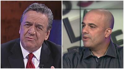 Dr Eduardo Ibarra y Héctor Ferrer