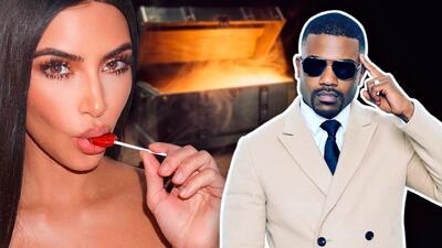 """El hombre del video con el que Kim Kardashian se hizo famosa anuncia que está """"muerto"""""""