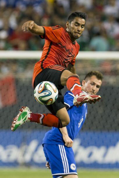 12.- ¿El 'Gallito' Vázquez inamovible?.- El jugador del León dio un gran...