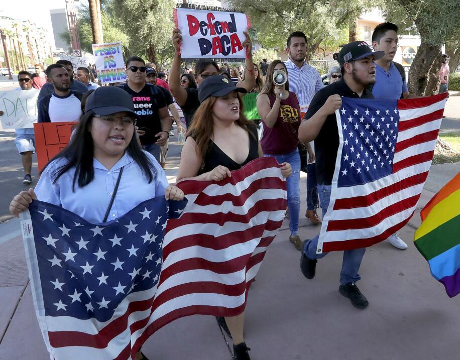 Protestas DACA Arizona