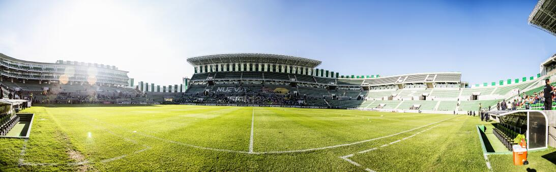 Viejitos pero bonitos: los estadios del recuerdo de la Liga MX 20150804_...