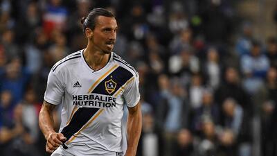 Números y datos de un 2018 de 'rugidos' para el 'León Sueco' Zlatan Ibrahimovic con LA Galaxy