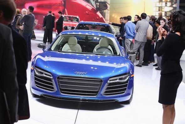 El Audi R8 sigue siendo uno de los autos más imponentes de cualqu...