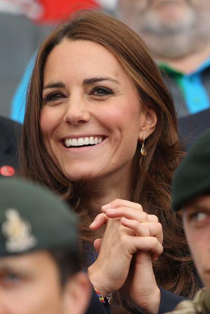 Y la Duquesa no dejaba de sonreír.