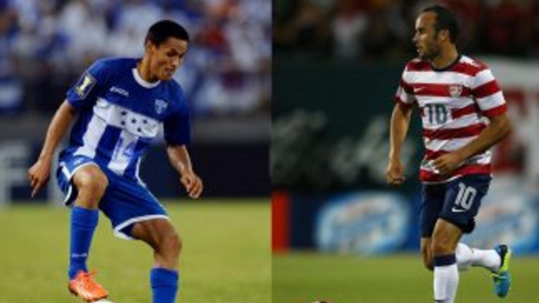 Estados Unidos y Honduras por el pase a la final.
