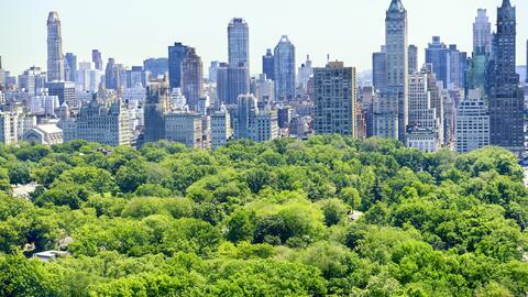 Nueva York (en la foto) fue una de las diez megaciudades analizadas.