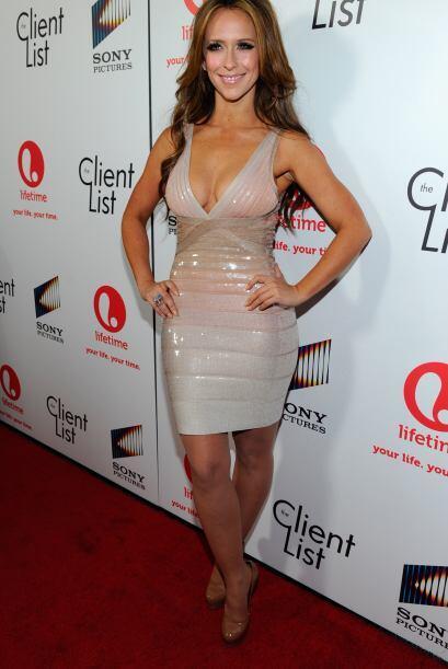 Antes parecía que Jennifer Love Hewitt comía puras peras del cuerpo que...