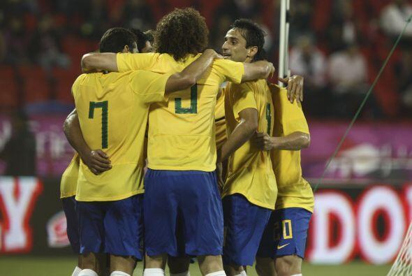 Llegaría el segundo tanto brasileño a minuto 59.