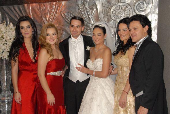 ¡La familia de Pedro Fernández sigue creciendo!