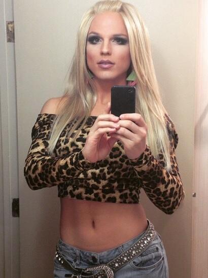 Britney - doble