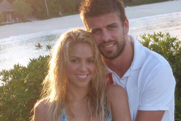 ¡Shakira confirmó su embarazo! Y se mostró muy contenta con el padre del...
