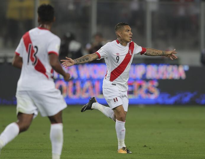 15. Perú (Conmebol) - 2,215,186 seguidores.