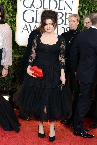 ¡Qué miedo! Helena Bonham Carter podrá ser una de la...