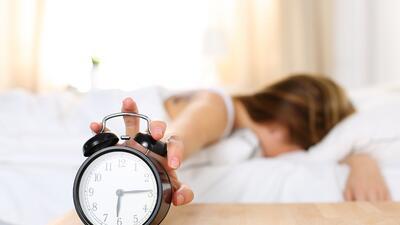 Cuida la posición en la que duermes y ten dulces sueños
