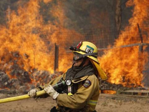 Por tercer día consecutivo el condado de San Diego es azotado por...