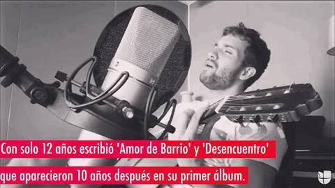 El ascenso de Pablo Alborán y su paso por Latin GRAMMY
