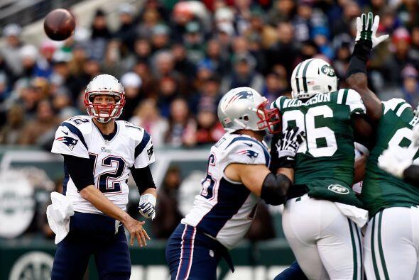 #5 Tom Brady, New England Patriots.