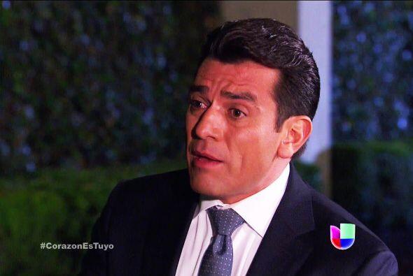Ya lo ves Fernando, Fanny está creciendo y viviendo. Debes entender que...