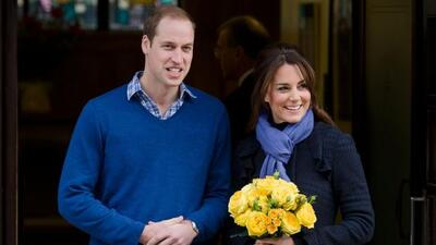 Kate Middleton salió del hospital