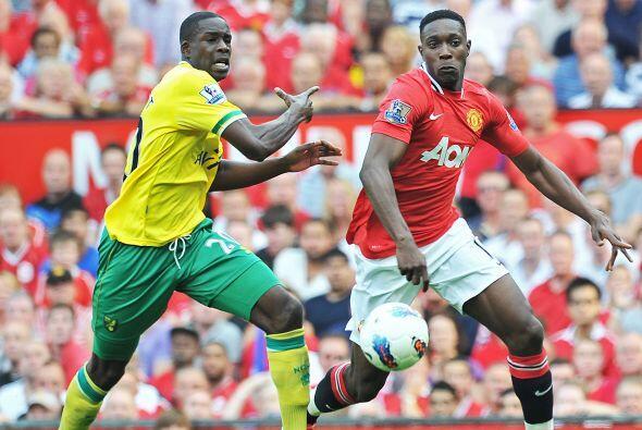 El equipo de Ferguson presentó varios cambias, especialmente en la defensa.