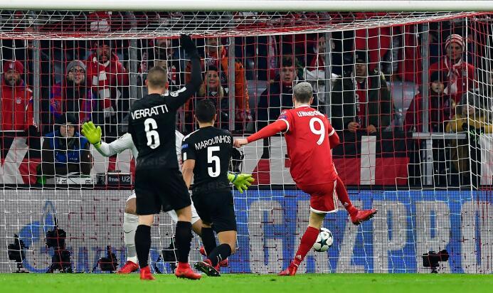 En fotos: Bayern le quitó el invicto al PSG, pero le faltó para arrebata...