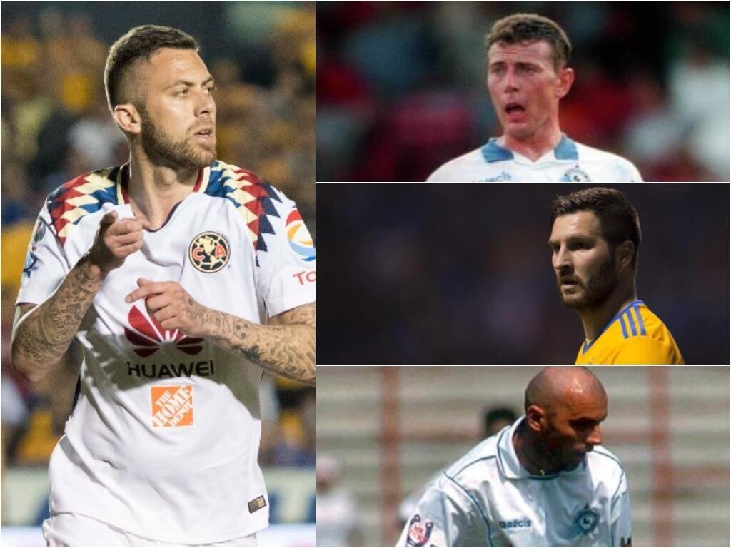 Futbolistas europeos que brillaron o fracasaron en el fútbol de México u...