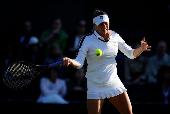 Zvonareva, finalista en 2010, se enfrentará en la siguiente fase a la bú...