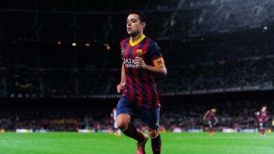 Xavi seguirá al menos una temporada más en el Barcelona.