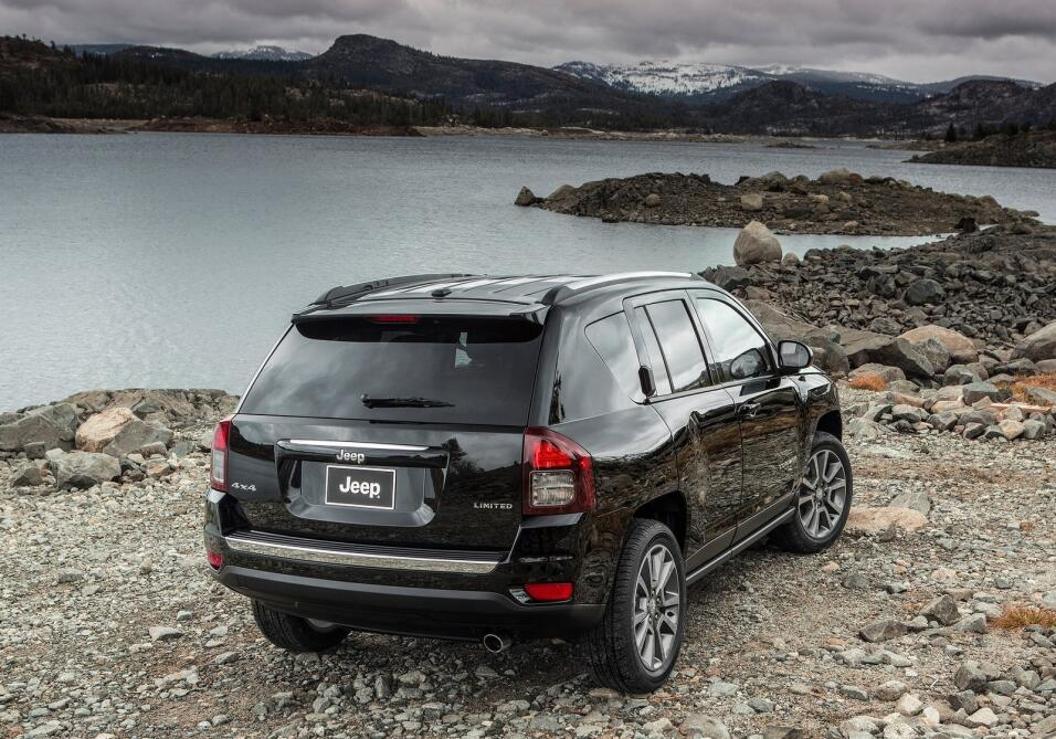La Jeep Compass está disponible en versiones Latitude, Sport y Limited,...