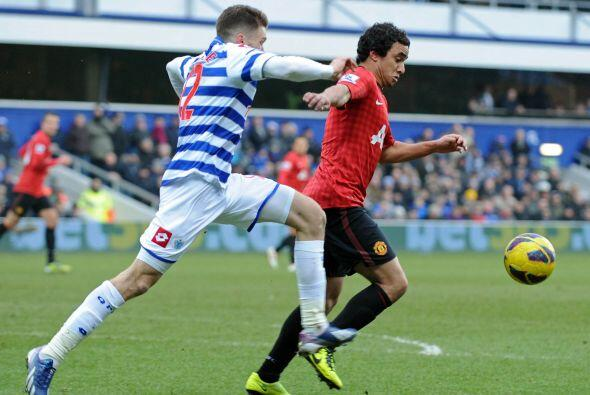 Otro jugador que se incorporó al frente y contribuyó con un gol en la vi...