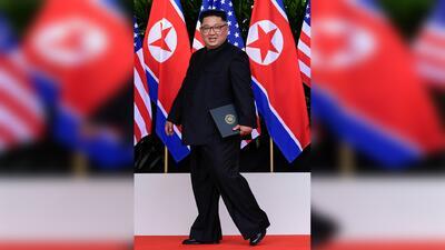 Curiosidades de la vestimenta y estilo de Kim Jong Un durante el encuentro con Donald Trump