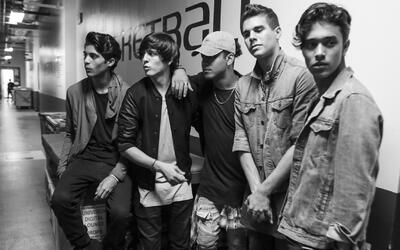 They know what they want: Los chicos de CNCO no le temen a las chicas