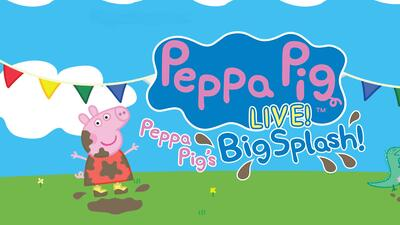 Peppa Pig Big Splash Live