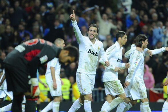 Real Madrid disputó el 'Derby' madrileño ante el Atl&eacut...