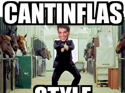 """""""Cantinflas style""""."""