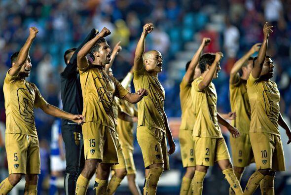 Pumas que llega a la última fecha con 21 puntos, necesita vencer a Monte...