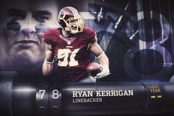 #78 Ryan Kerrigan.