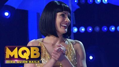 ¡Dayanara Torres nos engañó! Regresó al pelo largo en Mira Quién Baila